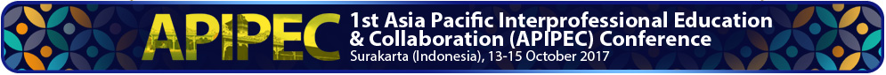 Asia Pacific Interprofessional Education & Collaboration Conference